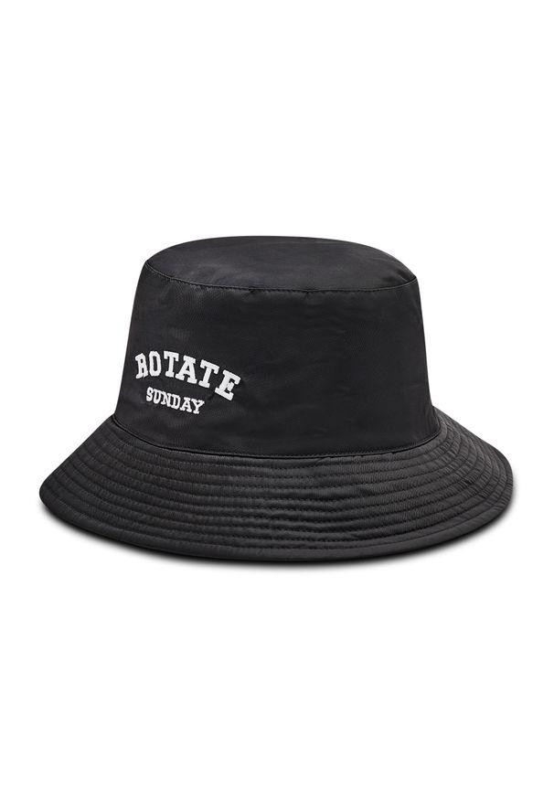 Kapelusz ROTATE - Bucket RT506 Black 1000. Kolor: czarny. Materiał: materiał, poliamid
