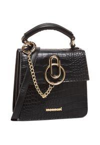 Czarna torebka klasyczna Monnari