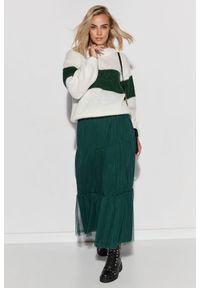 Zielona spódnica Makadamia