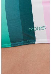 Protest - Strój kąpielowy. Kolor: zielony. Materiał: dzianina #4