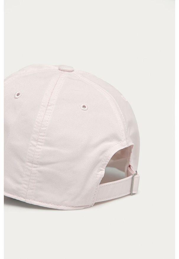 Różowa czapka z daszkiem Reebok