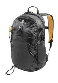 Czarny plecak Ferrino sportowy, w paski