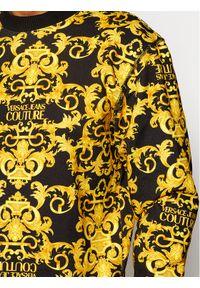 Żółta bluza Versace Jeans Couture