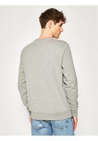 Calvin Klein Bluza Logo K10K104059 Szary Regular Fit. Kolor: szary