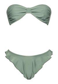 Zielone bikini Drivemebikini