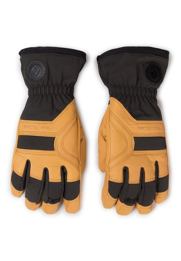 Żółte rękawiczki Black Diamond