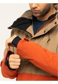 Billabong Kurtka snowboardowa Fifty 50 Q6JM04 BIF9 Beżowy Regular Fit. Kolor: beżowy. Sport: snowboard #3