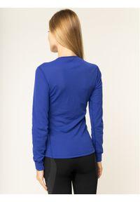 Niebieska koszulka sportowa Odlo