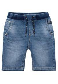 Niebieskie spodenki jeansowe Mayoral