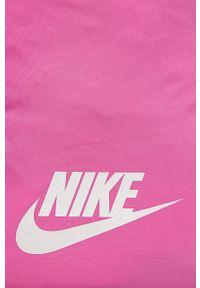 Nike Sportswear - Plecak. Kolor: różowy