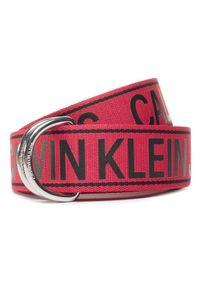 Czerwony pasek Calvin Klein Jeans