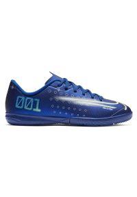 Buty halowe dla dzieci Nike Mercurial Vapor 13 Academy MDS IN CJ1175. Materiał: skóra, materiał, syntetyk. Szerokość cholewki: normalna. Sezon: zima. Sport: piłka nożna