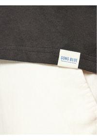 Only & Sons T-Shirt Teddy Block 22020261 Szary Regular Fit. Kolor: szary