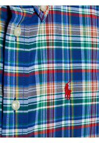 Polo Ralph Lauren Koszula Ls Bd 322799974001 Kolorowy Regular Fit. Typ kołnierza: polo. Wzór: kolorowy