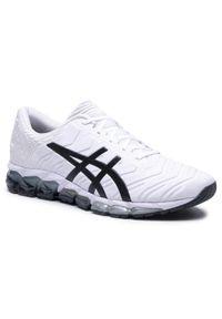 Białe buty do biegania Asics