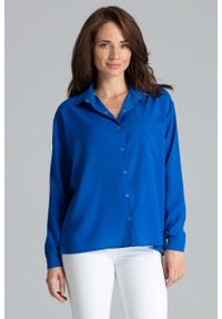 Niebieska koszula Katrus