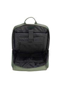 """Wittchen - Męski plecak na laptopa 15,6"""" nowoczesny. Kolor: brązowy. Materiał: nylon #6"""