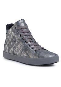 Geox Sneakersy D Blomiee B D046HB 000PV C1357 Szary. Kolor: szary