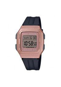 Czarny zegarek Casio #1