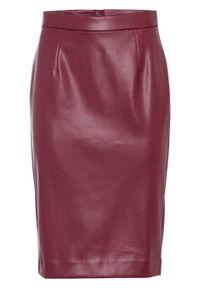 Czerwona spódnica bonprix