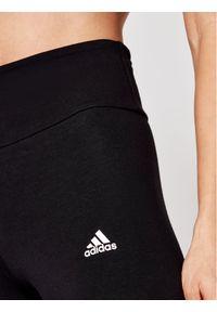Adidas - adidas Legginsy Loungewear Essentials Logo GL0633 Czarny Slim Fit. Kolor: czarny