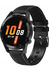 Smartwatch Pacific 19-1 Czarny. Rodzaj zegarka: smartwatch. Kolor: czarny