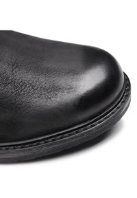 Czarne buty zimowe Bugatti #9