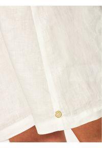 Biała sukienka Pennyblack na co dzień, casualowa, prosta