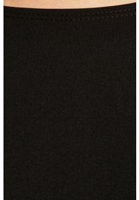 Gatta - Bluzka. Kolor: czarny. Materiał: dzianina