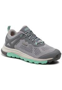 Szare buty trekkingowe keen
