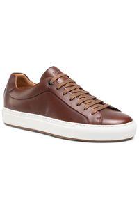 BOSS - Boss Sneakersy Mirage 50386945 10195271 01 Brązowy. Kolor: brązowy