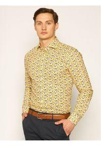 Żółta koszula casual JOOP!
