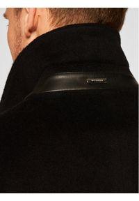 Czarny płaszcz przejściowy Roy Robson #6