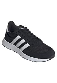 Adidas - Buty męskie adidas Run 60s 2.0 FZ0961. Okazja: na co dzień. Zapięcie: sznurówki. Materiał: guma, materiał, syntetyk. Szerokość cholewki: normalna. Model: Adidas Cloudfoam. Sport: bieganie