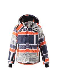 Kurtka dla dzieci Reima Wheeler 531361B. Materiał: lycra, materiał. Sezon: zima. Sport: narciarstwo