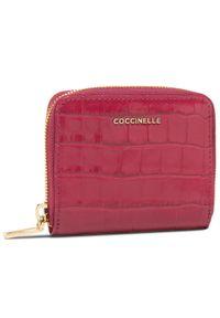 Różowy portfel Coccinelle