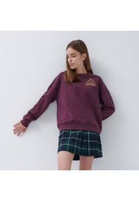 House - Bluza z motywem Harry Potter - Bordowy. Kolor: czerwony