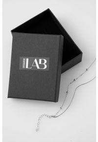 Answear Lab - Bransoletka srebrna. Materiał: srebrne. Kolor: srebrny