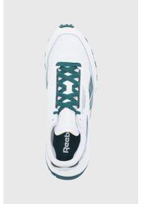 Reebok Classic - Buty skórzane CL Legacy. Nosek buta: okrągły. Zapięcie: sznurówki. Kolor: biały. Materiał: skóra. Model: Reebok Classic