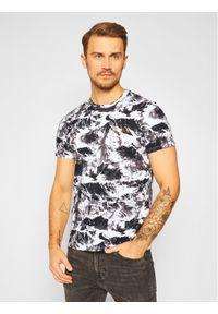 Armani Exchange T-Shirt 6HZTEC ZJ2UZ 8150 Szary Regular Fit. Kolor: szary