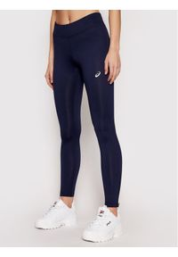 Niebieskie legginsy Asics
