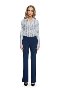 Niebieskie spodnie MOE