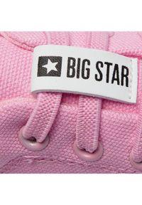 Big-Star - BIG STAR Sneakersy DD374076 Różowy. Kolor: różowy
