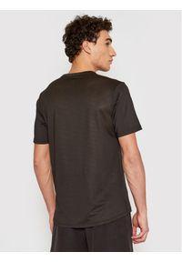 Czarna koszulka sportowa Calvin Klein Performance