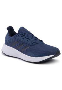 Niebieskie buty do biegania Adidas z cholewką, Adidas Cloudfoam