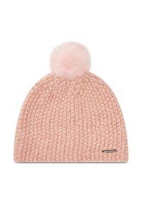 Różowa czapka zimowa Barts #3