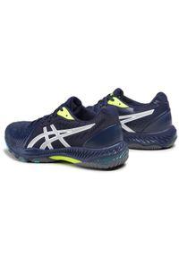 Niebieskie buty treningowe Asics