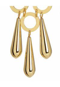 CULT GAIA - Kolczyki Bibi. Materiał: złote, z mosiądzu. Kolor: złoty. Wzór: geometria