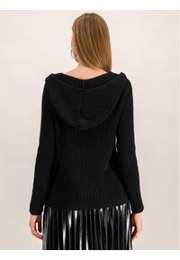 Czarny sweter klasyczny Marc O'Polo polo