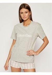 Calvin Klein Underwear T-Shirt 000QS6105E Szary Regular Fit. Kolor: szary